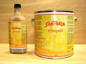 SANTORIN Pflege-Öl